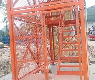 安全梯笼厂家