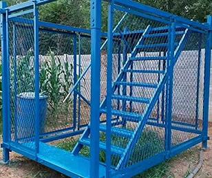 组合式梯笼