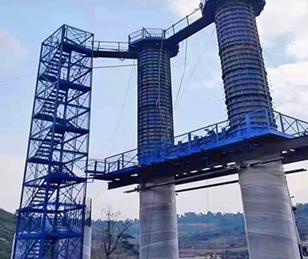 内蒙古盖梁平台设计